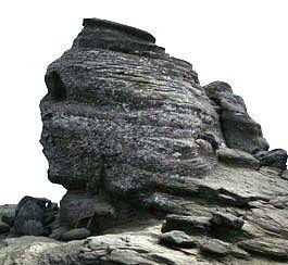 The Sfinx – Bucegi.