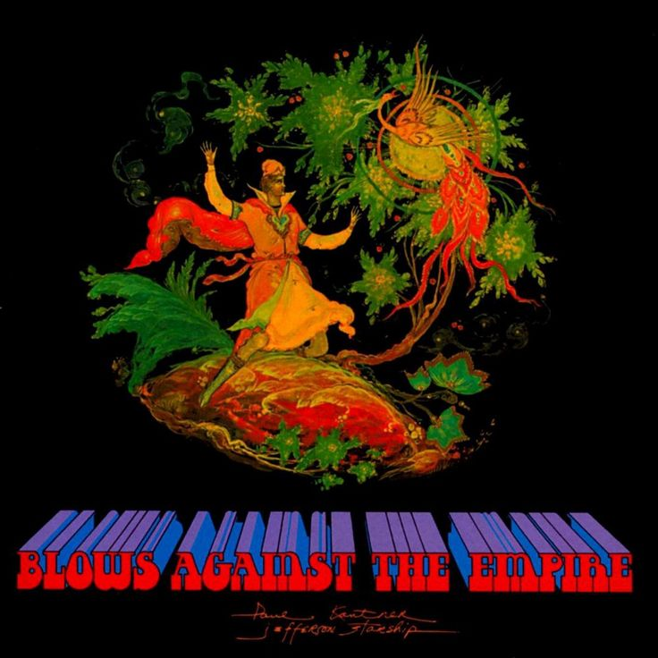 Paul Kantner & Jefferson Starship - Blows Against the Empire (Expanded Edition) (CD)