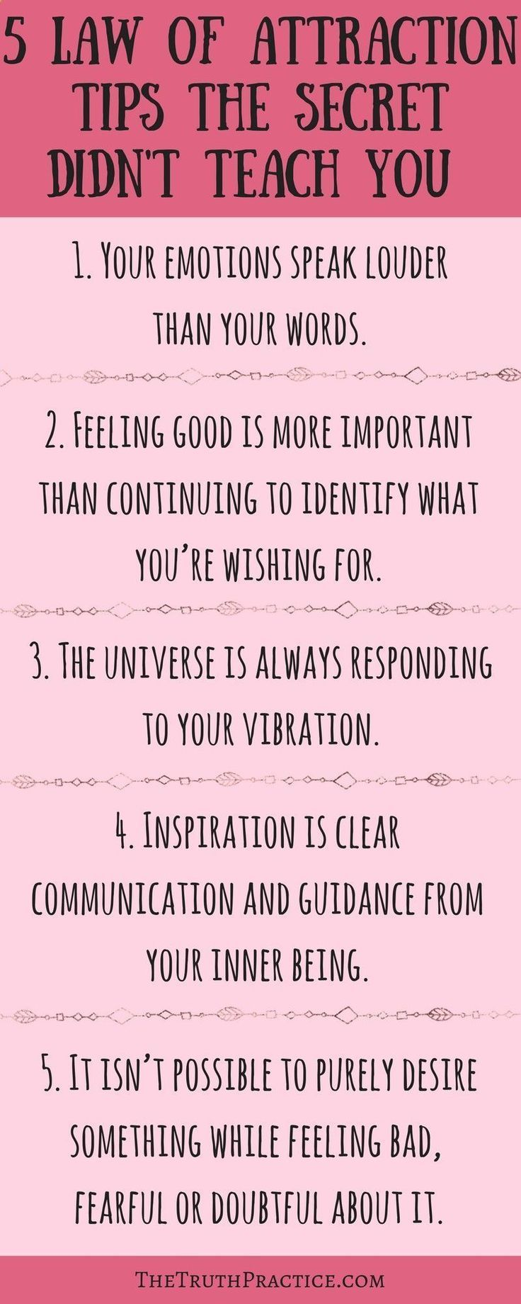 law of attraction tips that the secret didn't teac…
