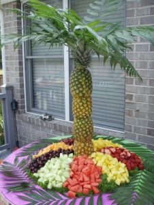 hawaiian luau centerpiece ideas - Hawaiian Themed Party and Everything You Need for It – Home Party Theme Ideas