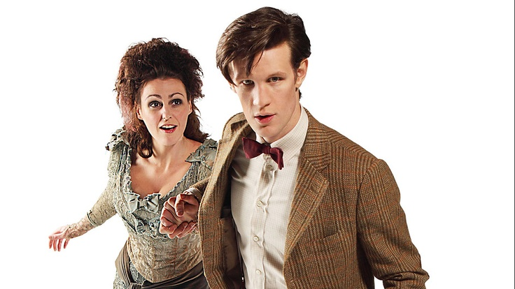 """Daily Doctor - """"I wanted to see the Universe so I stole a Time Lord and I ran away. And you were the only one mad enough."""" - Idris, """"The Doctor's Wife"""""""