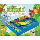 Goofy Jungle Crazy Maze Game: 400069381872 | | Calendars.com