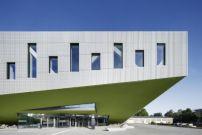Hörsaalgebäude von Benthem Crouwel in Osnabrück / Arkadisches Lernen - Architektur und Architekten - News / Meldungen / Nachrichten - BauNet...