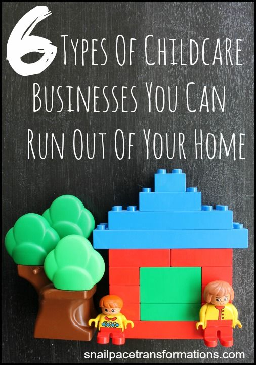 If you have a love of children and a home with room to care for them, then you might want to consider offering one of these 6 different types of childcare businesses out of your home.