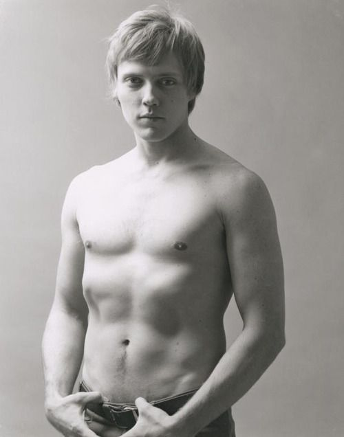 Christopher Walken. Just....just look at him and he's still fantastic!