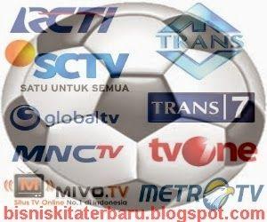 Jadwal Bola Siaran Langsung Televisi Nasional Indonesia