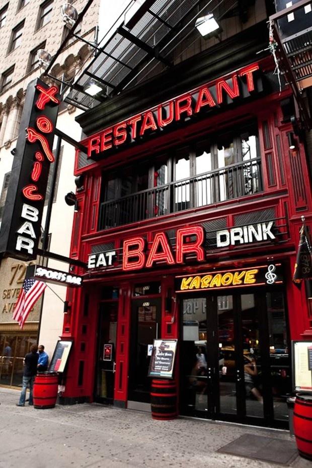 Tonic Bar, NYC, NY