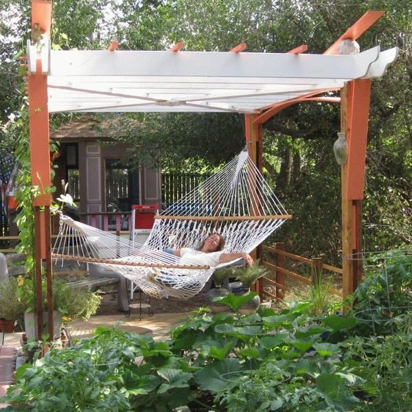 Ideas For Garden Design Relax: 33 Hammock Ideas Adding Cozy Accents To Outdoor Home