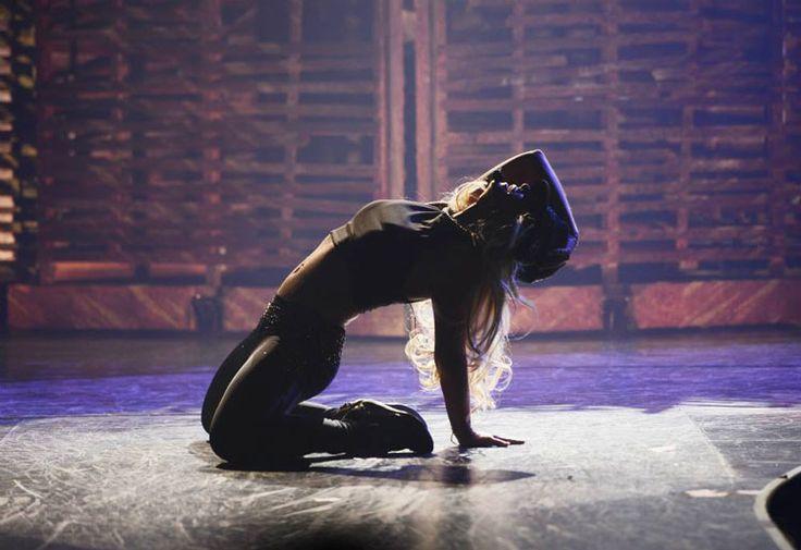 Sensualidade da Britney em apresentação em Las Vegas