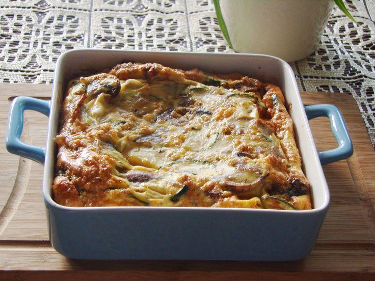 Cardamom : Breakfast frittata