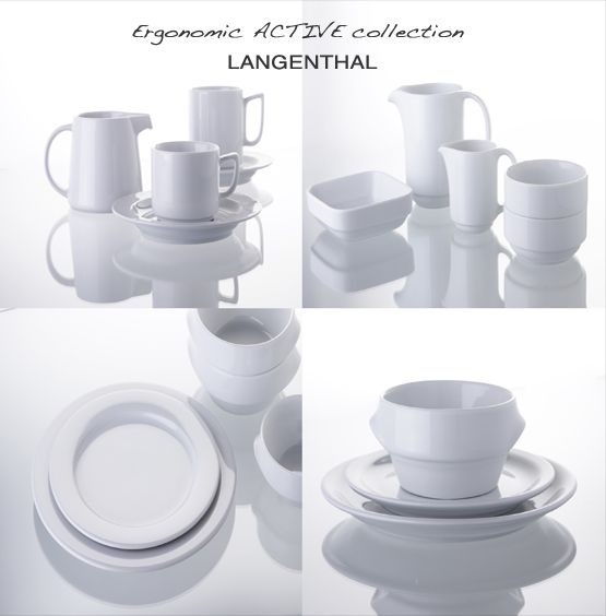 LANGENTHAL - ACTIVE : ergonomic collection