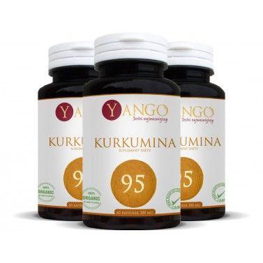 3x Kurkumina 95™