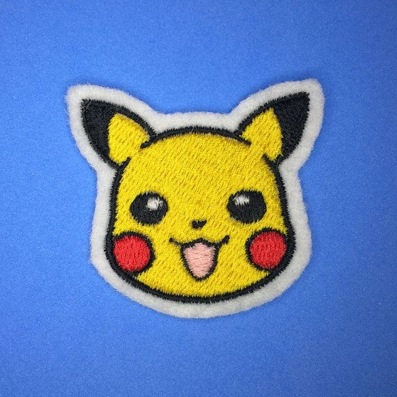 A cute Pikachu to keep you company on all your adventures.  A premium patch…