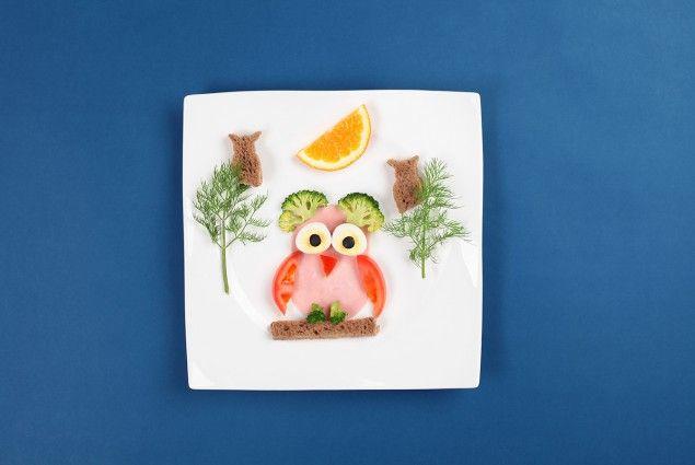 Sovička #jaknavelkeveci#food#recipe#foodporn#yum#yummy#foodstyling#inspiration#meat#ham#kids#forkids#fun