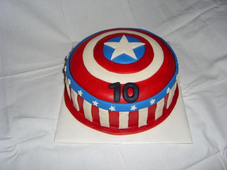 dort štít kapitán Amerika