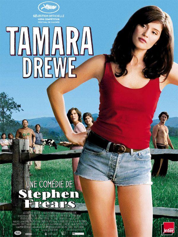 Tamara Drewe est un film de Stephen Frears avec Gemma Arterton, Roger Allam. Synopsis : Avec son nez refait, ses jambes interminables, son job dans la presse people, ses aspirations à la célébrité et sa facilité à briser les coeurs, Tamar