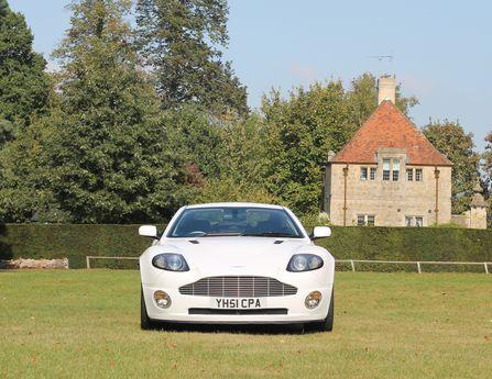 2001 Aston Martin Vanquish V12 - Silverstone Auctions