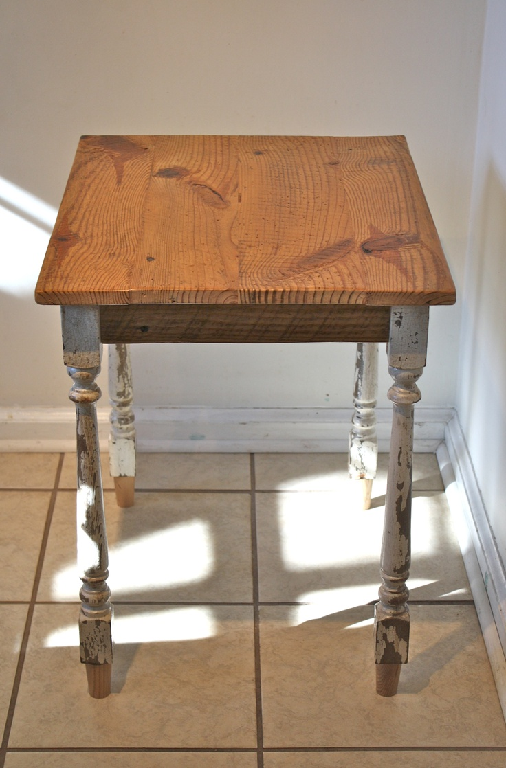 1000 images about spindles on pinterest for Wood balusters for tables