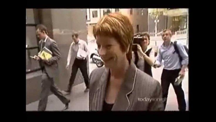 The bullying of Australia's first female Prime Minister, Julia Gillard.
