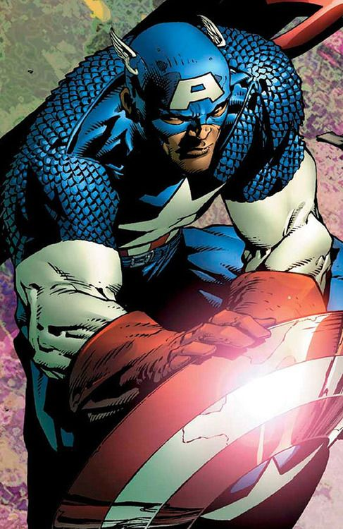Cool Stuff We Like Here @ CoolPile.com ------- << Original Comment >> ------- Captain America