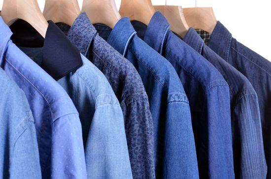 Denim shirts for men