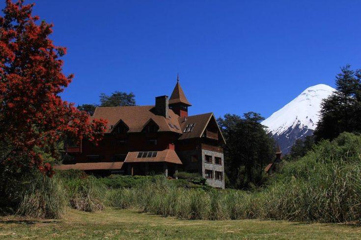 Visiting Puerto Varas Chile- Lakes, Volcanos and More Near Lago Todos Los Santos www.compassandfork.com