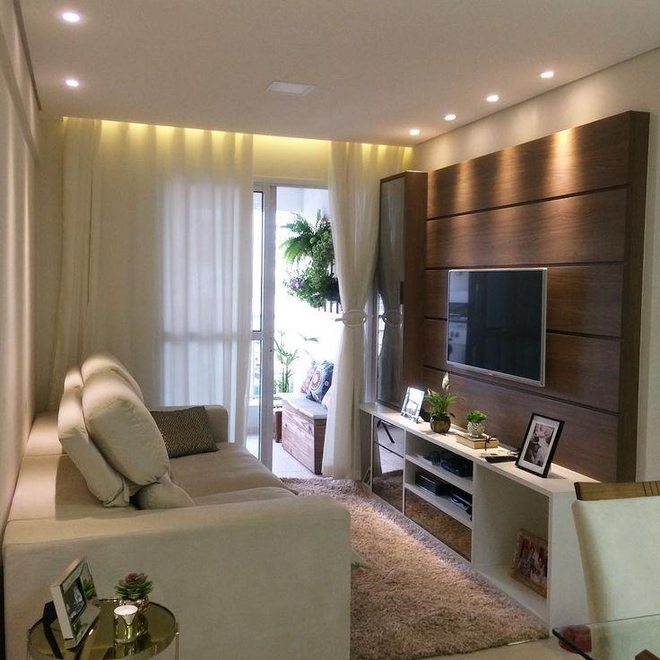 Sala De Estar O Living ~ 1000 imagens sobre Sala de estar Living room Home teather no