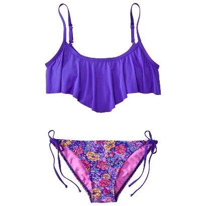 """Swimwear - """"Handkerchief"""" bandeau - Target"""