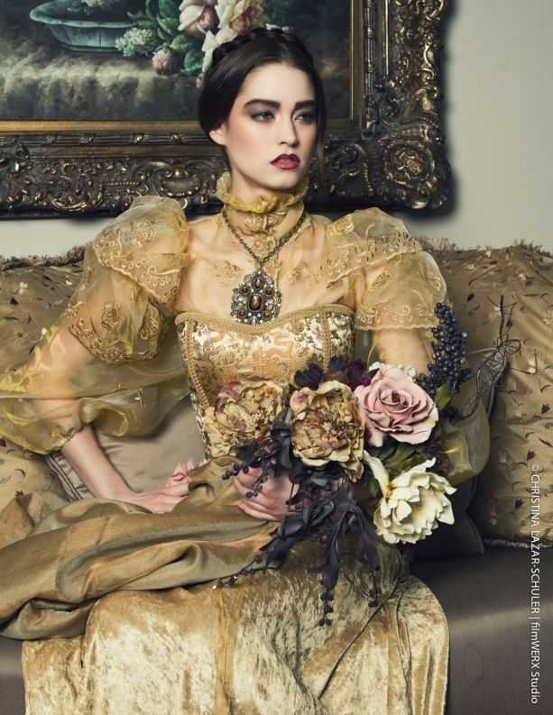 Baroque Beauties- Flawless Magazine  http://www.flawless-magazine.net/   http://twitter.com/flawlessmagazin