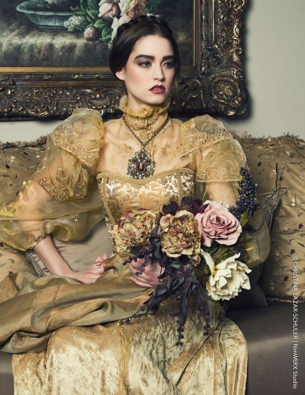 351 best fotos moda mis damas images on pinterest for Modern baroque art