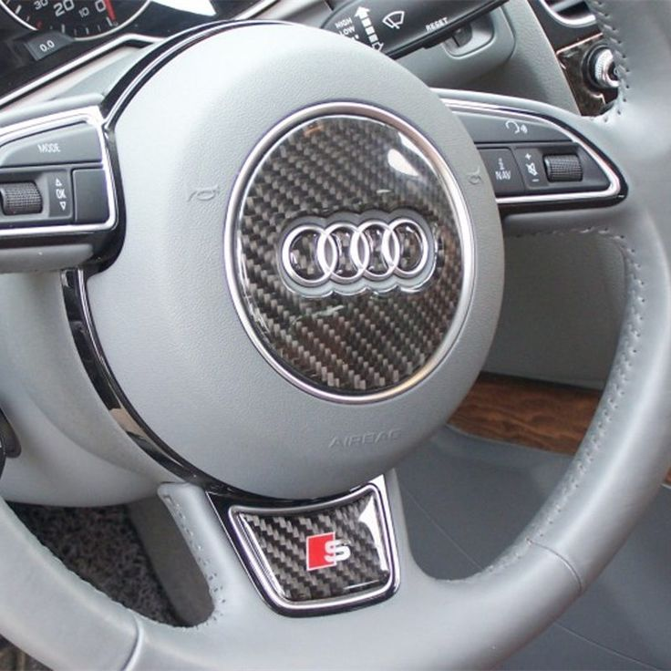 Carbon Fiber Car Steering Wheel Sticker RS Sline S Line Emblem Stickers For Audi A3 A4 A6 A7 Q3 Q5 Q7 -  Cheap Product is Available. This shopping online sellers give you the information of finest and low cost which integrated super save shipping for Carbon Fiber Car Steering Wheel sticker RS Sline S line Emblem Stickers for Audi A3 A4 A6 A7 Q3 Q5 Q7 or any product.  I think you are very happy To be Get Carbon Fiber Car Steering Wheel sticker RS Sline S line Emblem Stickers for Audi A3 A4 A6…