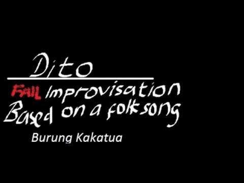 Fail Improvisation (Burung Kakatua, Indonesian Folk Song) - YouTube