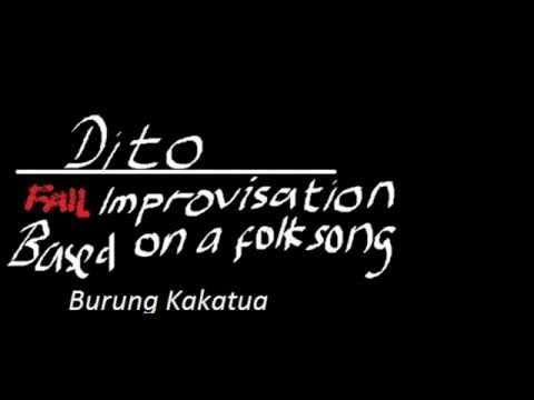 Fail Improvisation (Burung Kakatua, Indonesian Folk Song) - YouTube