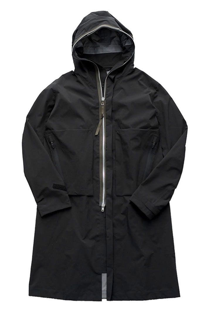 ACRONYM - J61-GT / 3L GORE-TEX® PRO INTEROPS PARKA - BLACK|FablicTechnology|3L GORE-TEX PRO [ NEXT GENERATION TECHNOLOGY ]
