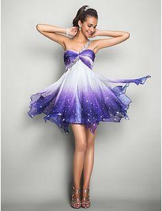 Excelentes vestidos de fiesta cortos | Moda y Tendencias 2014