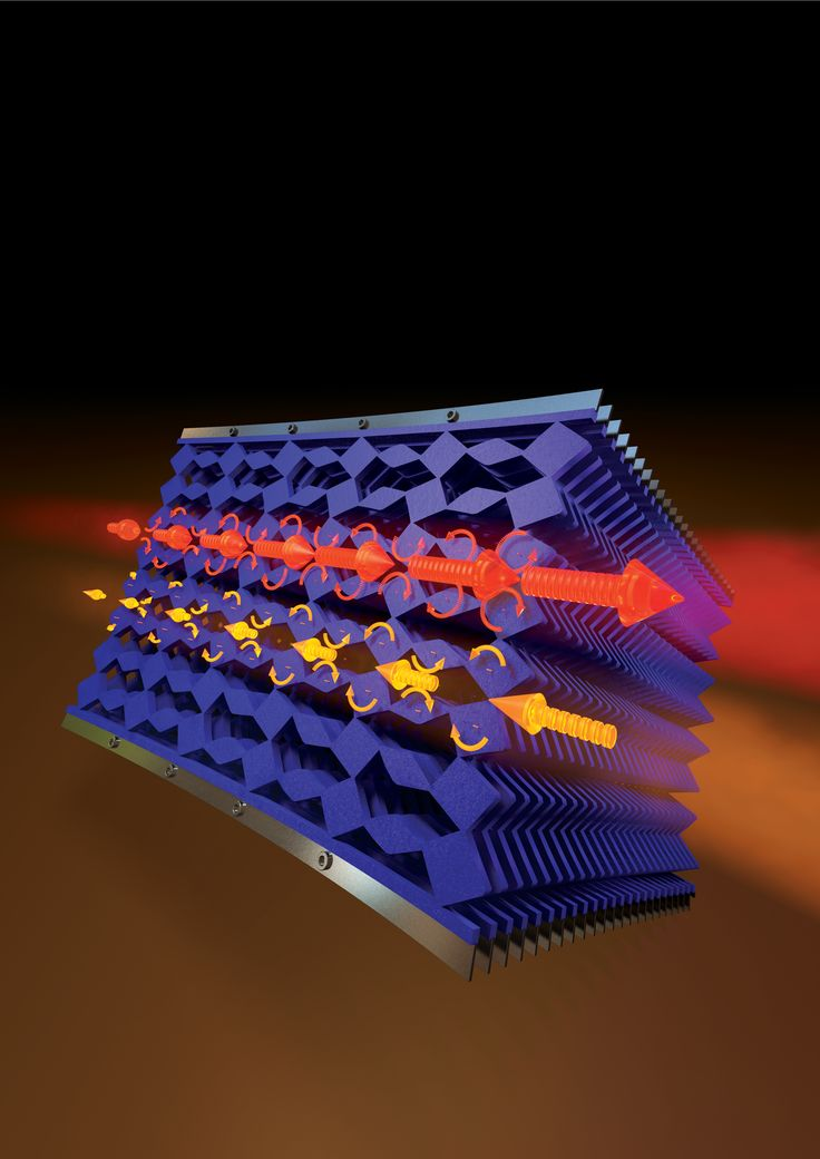 Credits: Cockrell School of Engineering, The University of Texas at Austin. One-way traffic for motion in new material; publication in Nature https://www.physics.leidenuniv.nl/index.php?id=11573&news=1024&type=LION&ln=EN