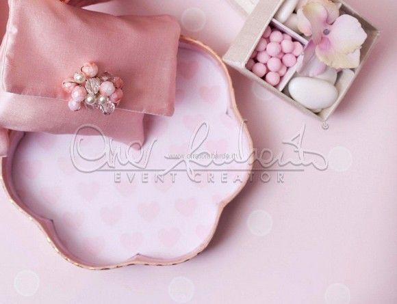 Confettata rosa, romantica, shabby. Un sogno?