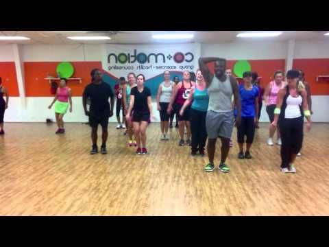 """▶ TRAVIS'S CHOREOGRAPHIC DEBUT!!!! """"SweetDreams"""" - Choreo by Travis Boyce for Dance Fitness - YouTube"""