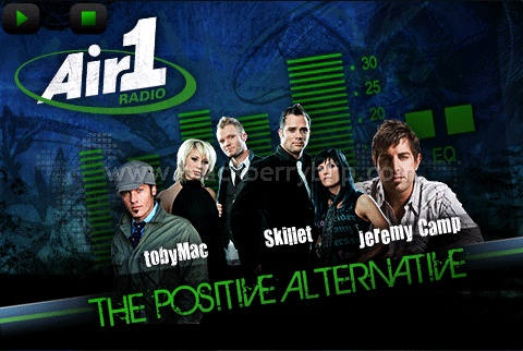 If you want a Christian radio station to listen to. Listen to Air1, The Positive Alternative. :) I listen to it daily.