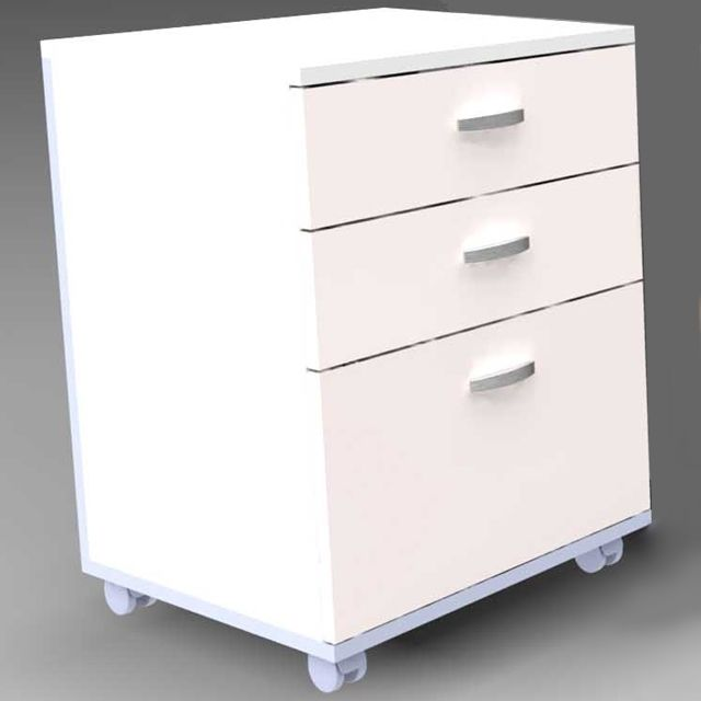 Mobile Pedestal - Low Height