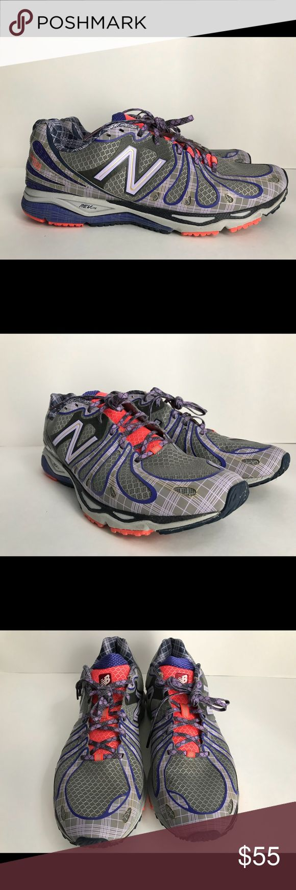 New balance London marathon running sneaker Size 11  Great condition  100% authentic  No box New Balance Shoes Athletic Shoes