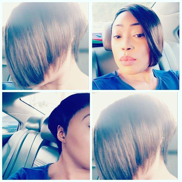 . . . . . . .  #snapchat #igers #instadaily #fotd #ootd #makeup #motd #revlon #anastasiabeverlyhills #eyebrows #sleekcosmetics #loreal #lipstick #eyelashes #eyeliner #art #music #fun #instagood #instagood2 #potd #london #londoner #dublin #abuja #naija #nigeria #pixiecut #shorthair #shorthairdontcare