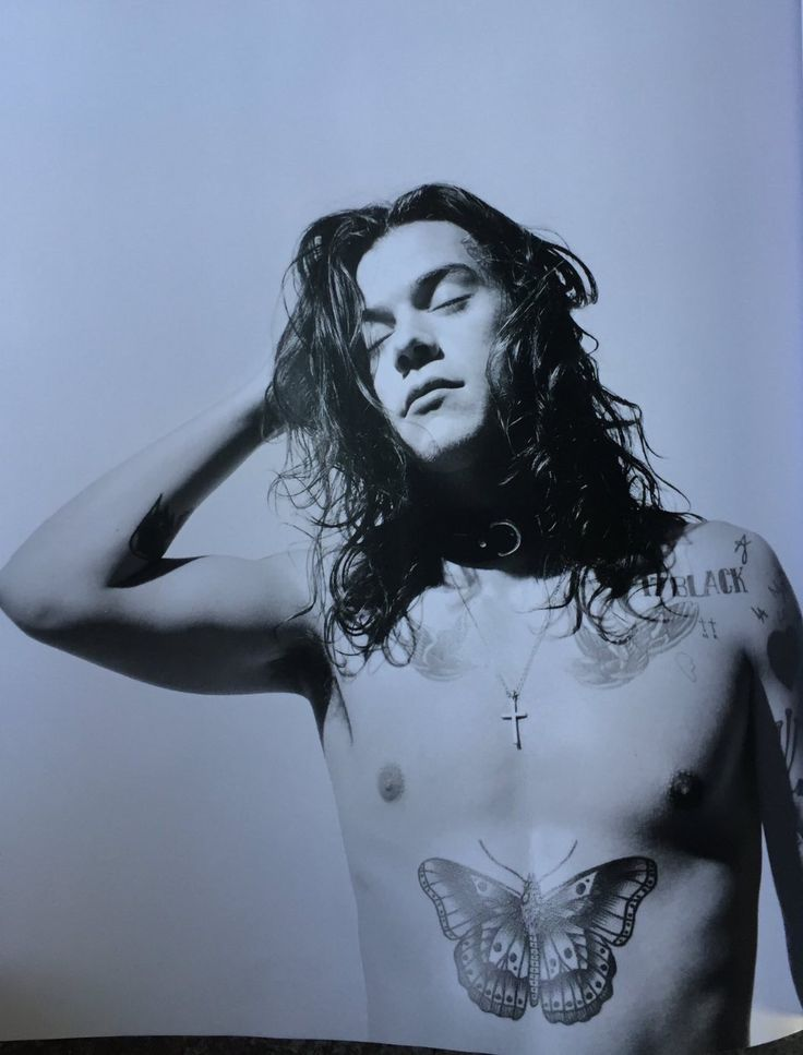 Harry Styles // Another Man Magazine