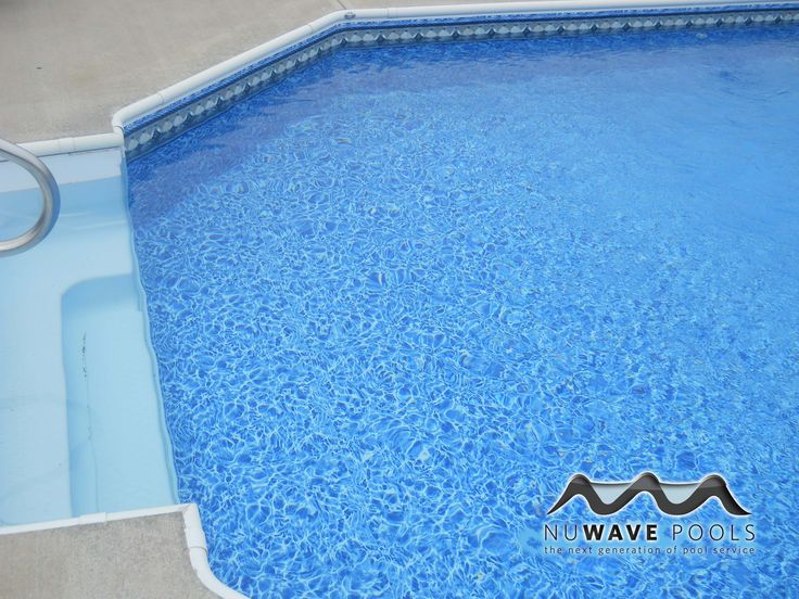 135 best images about pool on pinterest fire pits for Blue pond liner