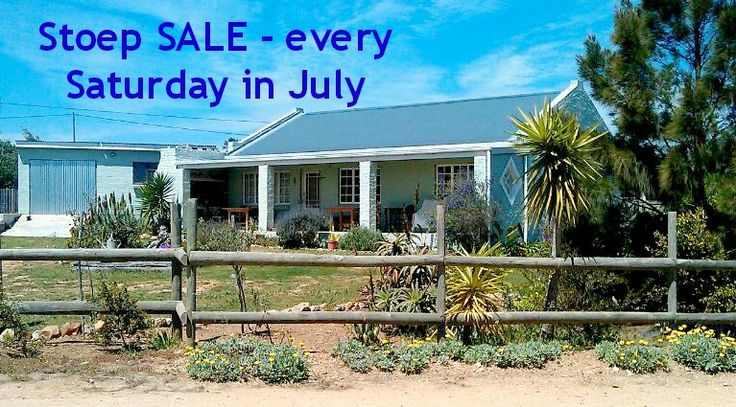 """Stoep"" sale in Napier during July"