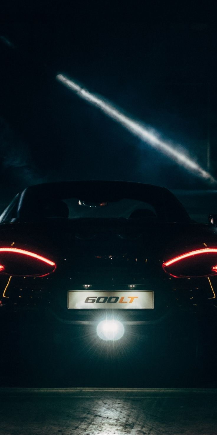 Dreaded Wallpaper Black Supercar Tail Lights Mclaren 10802160 Wallpaper Car Wallpapers New Car Wallpaper Supercars Wallpaper