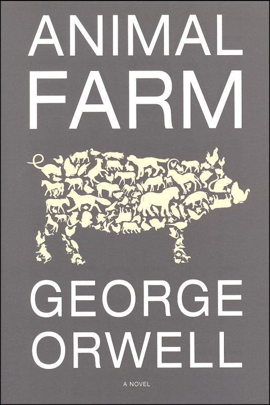 What would a thesis Statement be for the book animal farm by george orwell?