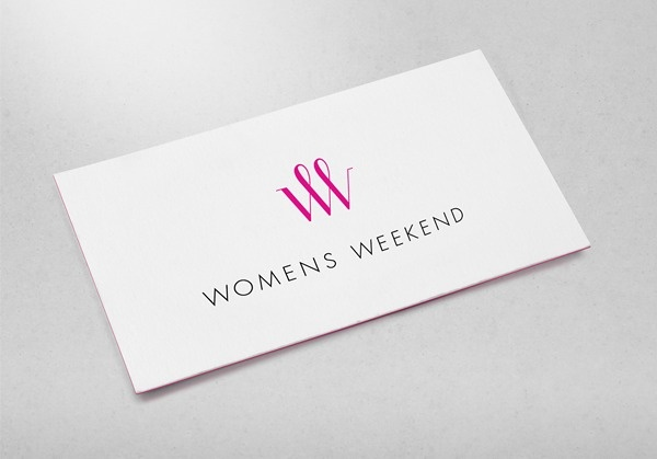 Womens Weekend on the Behance Network