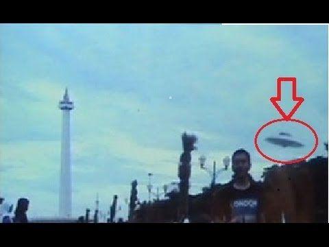 Ufo Sightings In Monas Jakarta, Indonesia 5 january 2014