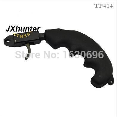 Free shipping archery hunting bow release for compound bow ,TP414 1pcs/lot(China (Mainland))